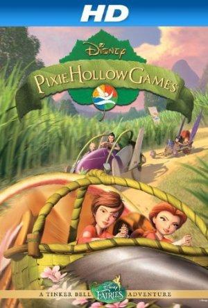 Tinker Bell Os Jogos do Refúgio das Fadas Dublado Online