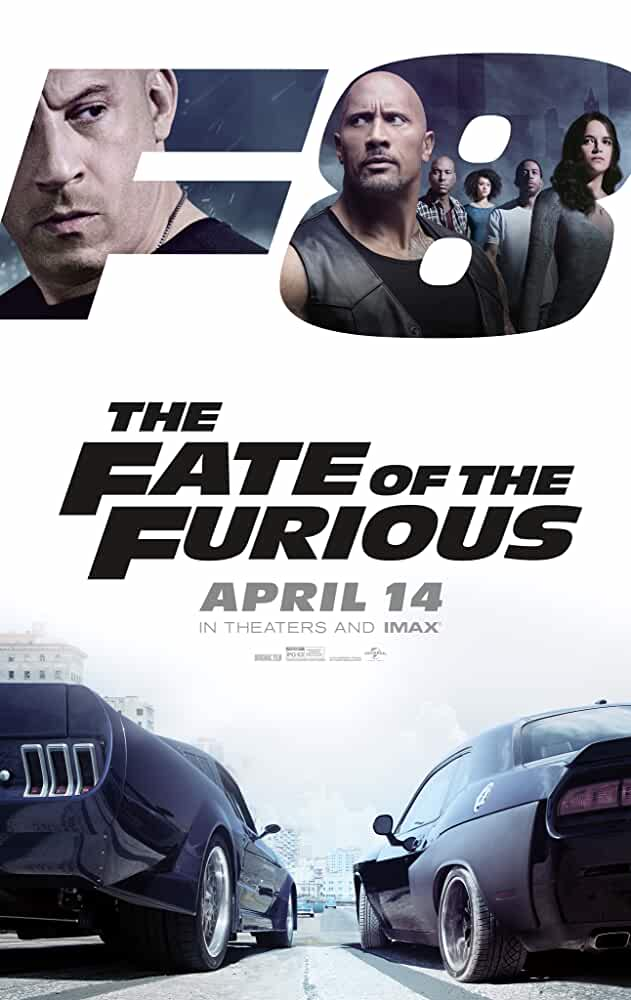 Download Fast & Furious 8: The Fate of the Furious (2017) Dual Audio Hindi BluRay 480p [400MB] | 720p [1GB] | 1080p [4GB]