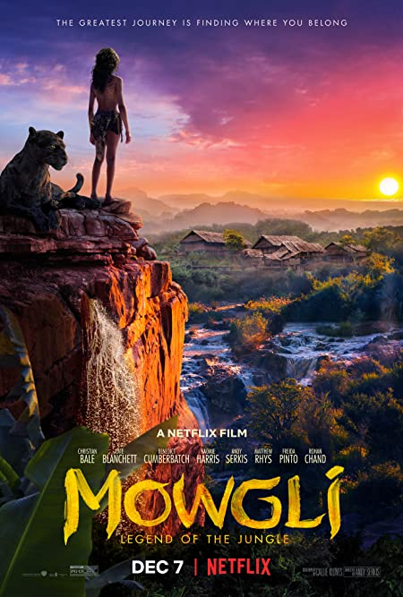 Mowgli: Legend of the Jungle 2 (2020) Dual Audio [Hindi+English] Netflix 720p WEB-DL 700MB