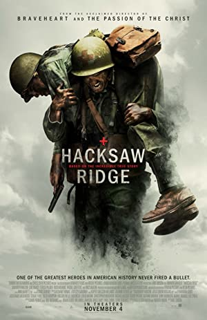 Download Hacksaw Ridge (2016) BluRay x265 HEVC 10bit HDR [English DD7.1] 2160p | 4k [10GB]