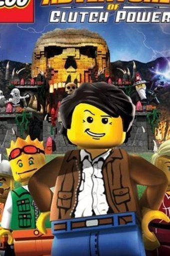 LEGO: As Aventuras de Clutch Powers Dublado Online