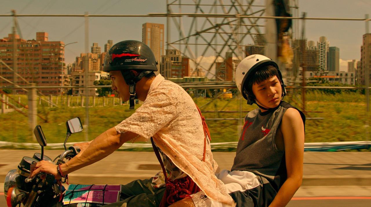 Roy Chiu as Jay and Joseph Huang as Chengxi in Dear Ex (2019)