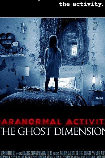 Atividade Paranormal – Dimensão Fantasma Dublado Online