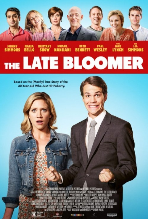 October 2016 Adaptations - The Late Bloomer Movie Poster