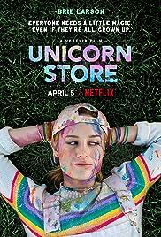Risultati immagini per unicorn store poster