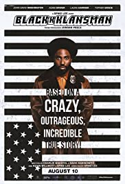 Image result for blackkklansman movie poster