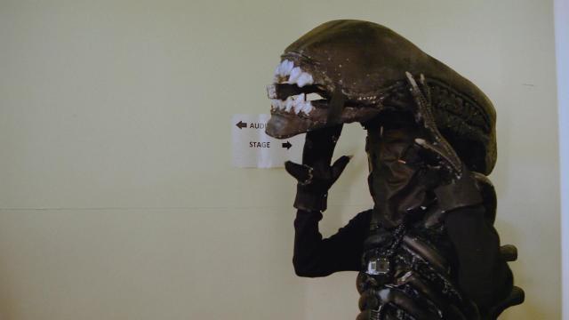 Alien on Stage (2020) - IMDb
