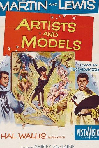 Artistas e Modelos Dublado Online