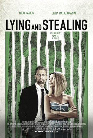 Lying and Stealing Legendado Online