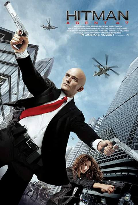 Download Hitman: Agent 47 (2015) Full Movie In English With Subtitles Bluray 480p [300MB] | 720p [800MB] | 1080p [2.3GB]