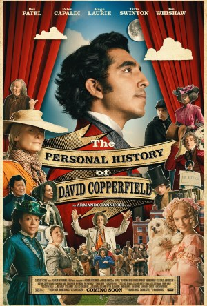 A Vida Extraordinária de David Copperfield Legendado Online