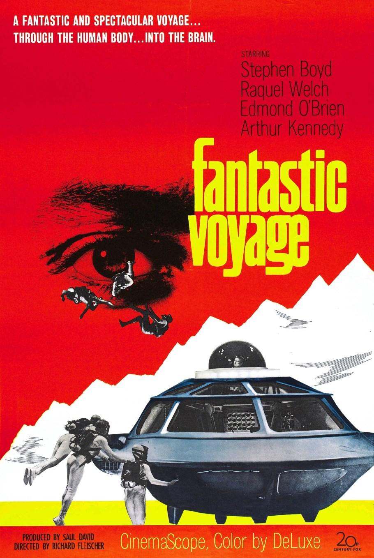 Fantastic Voyage (1966) - IMDb