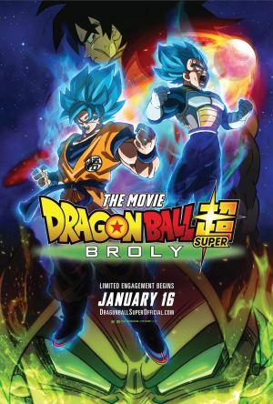 Dragon Ball Super: Broly Legendado Online