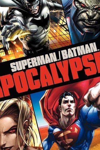 Superman/Batman: Apocalipse Dublado Online