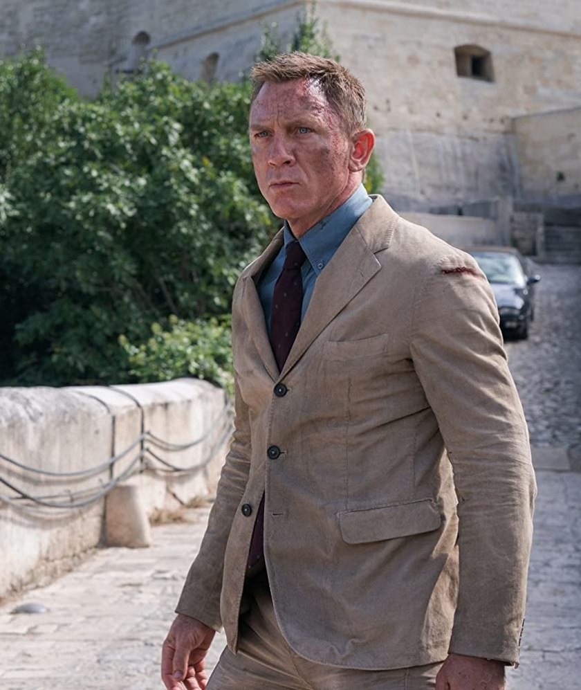 Daniel Craig in No Time to Die (2020)