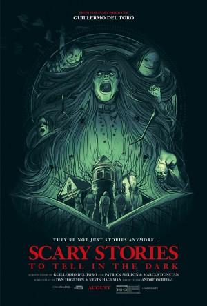 Histórias Assustadoras para Contar no Escuro Dublado Online