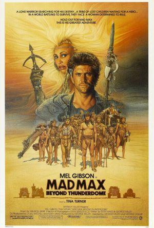 Mad Max 3: Além da Cúpula do Trovão Dublado Online