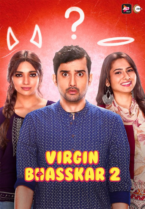 Virgin Bhasskar Season 2 (2020) Hindi Complete ALTBalaji WEB Series 480p | 720p