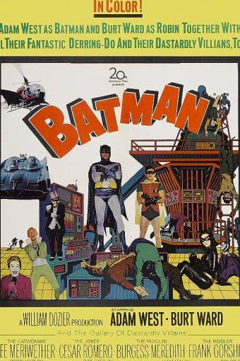 Batman – O Homem Morcego Dublado Online