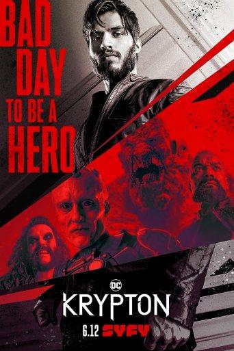 Krypton (2018)Top tv series of june 2019