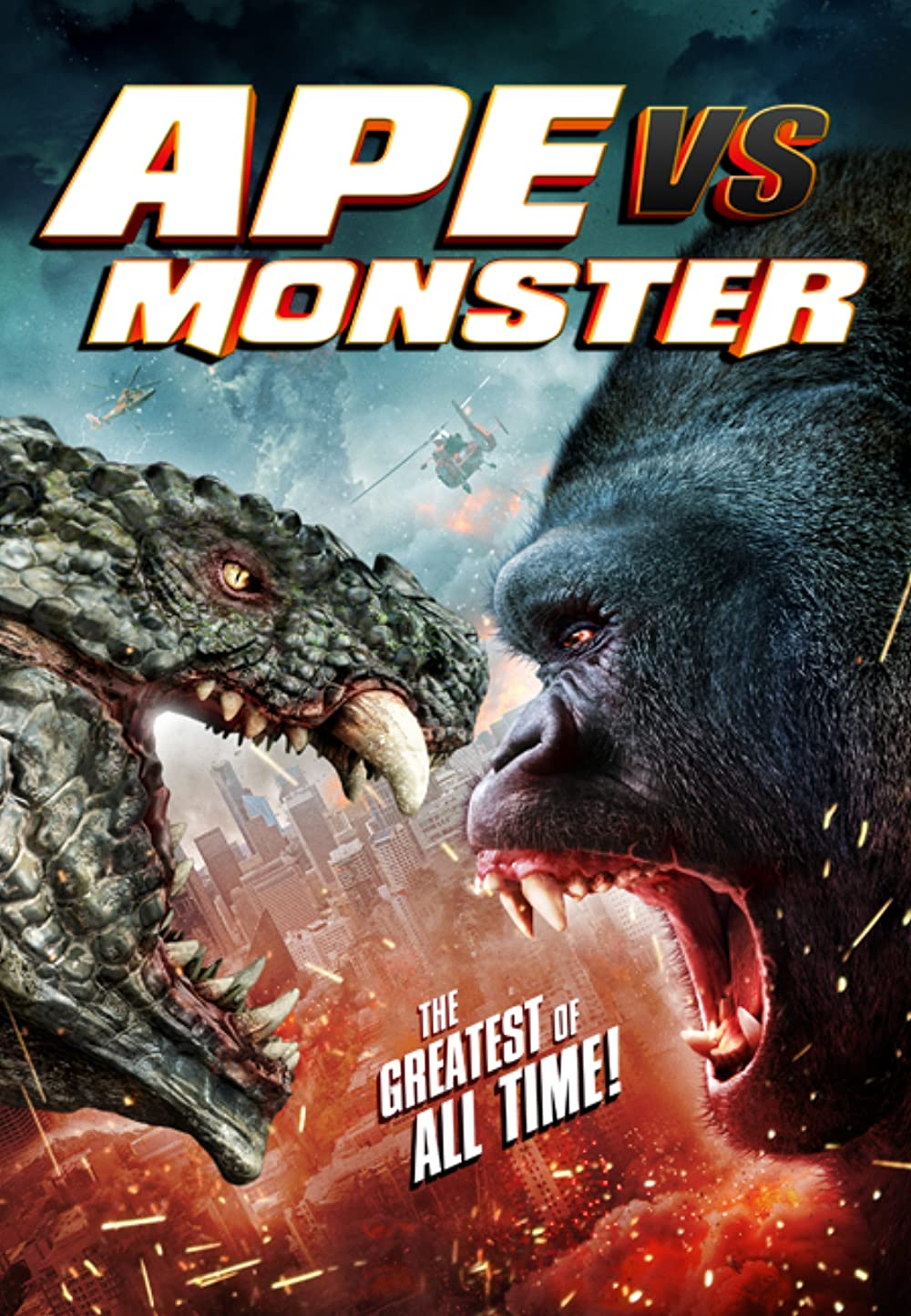 Ape vs. Monster 2021 English 720p HDRip 800MB | 283MB Download