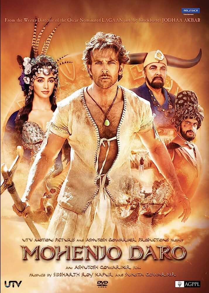 Download Mohenjo Daro (2016) Hindi Full Movie 480p [400MB] | 720p [1.2GB] BluRay