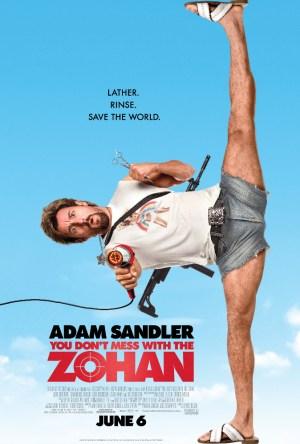 Zohan - Um Agente Bom de Corte Dublado Online