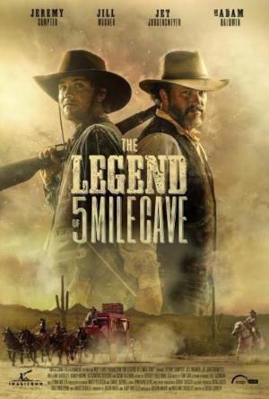 The Legend of 5 Mile Cave Legendado Online