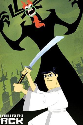 Samurai Jack: O Filme Dublado Online