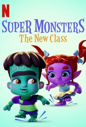 Super Monstros - Turma Nova Dublado Online