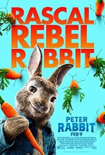 Free Download & streaming Peter Rabbit Movies BluRay 480p 720p 1080p Subtitle Indonesia