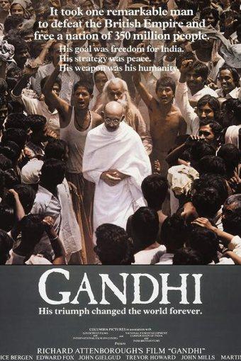 Gandhi Dublado Online