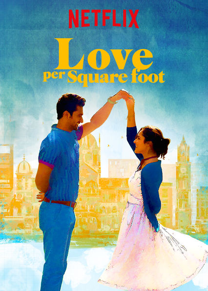 Love Per Square Foot (2018) Hindi Netflix WEB-DL - 480P | 720P - x264 - 450MB | 1.1GB - Download & Watch Online  Movie Poster - mlsbd