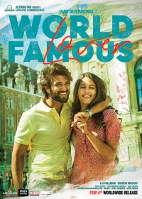 World Famous Lover (2020) 480p 720p 1080p Hindi Dub & Telugu