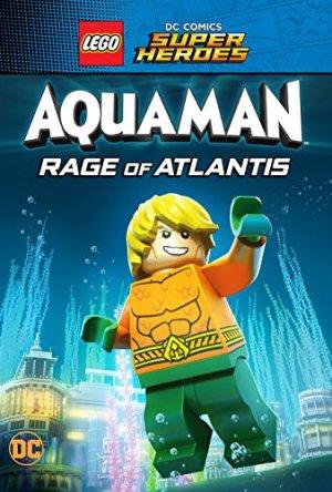 LEGO DC Super Heroes: Aquaman – Fúria da Atlântida Legendado Online