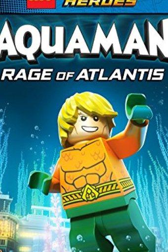 LEGO DC Comics Super Heróis: Aquaman – A Fúria de Atlântida Dublado Online