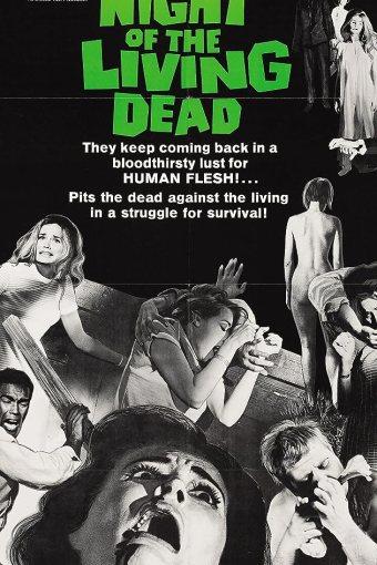 A Noite dos Mortos-Vivos 1968 Dublado Online
