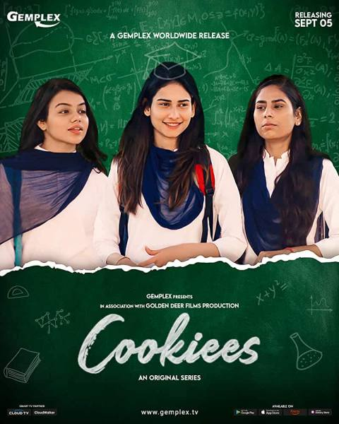 Cookiees (2020) Season 1 Hindi Complete Mx Player WEB Series 480p & 720p HDRip