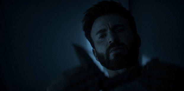 Chris Evans in Defending Jacob (2020)