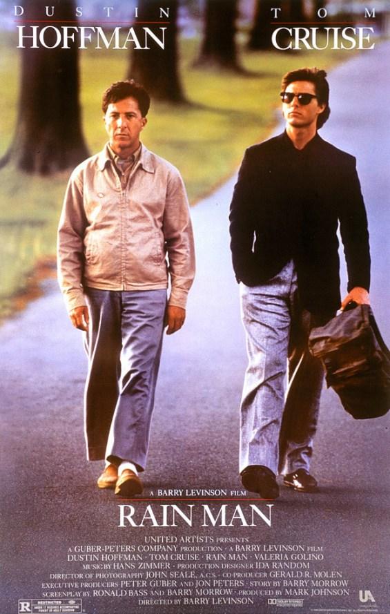 Фильмы 80-х: Человек дождя