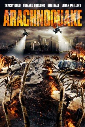 Terremoto Aracnídeo Dublado Online