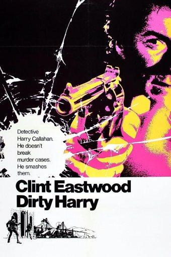Dirty Harry – Perseguidor Implacável Dublado Online