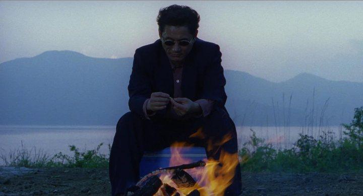 Image result for fireworks takeshi kitano