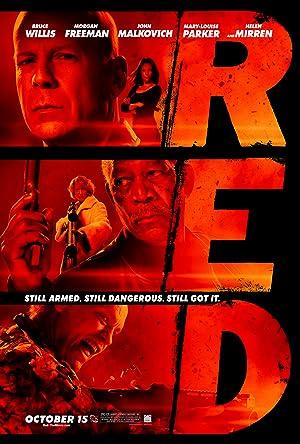 RED – Aposentados e Perigosos Dublado Online