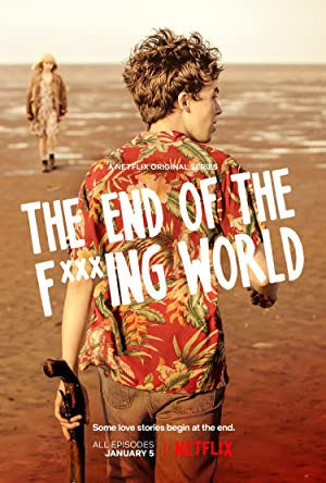 Download The End of the Fucking World (Season 1) {Hindi-English} 720p [200MB]