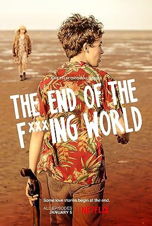 Download The End of the Fucking World (Season 1) {Hindi-English} 720p [200MB]