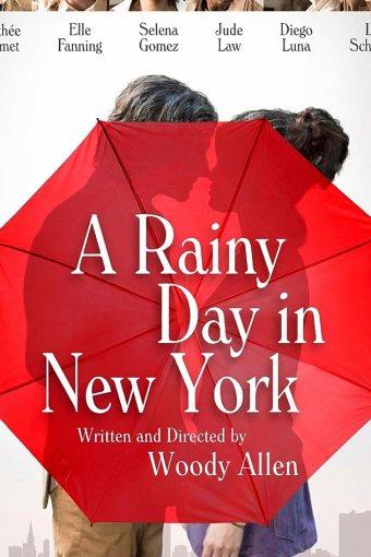 Um Dia de Chuva em Nova York Legendado Online