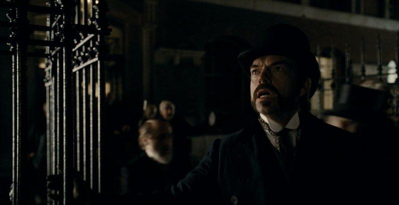 Hugo Weaving in The Wolfman (2010)