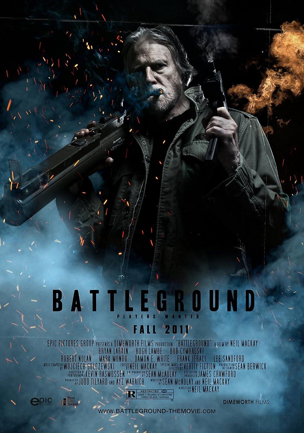 Battleground 2012 UNCUT Hindi Dual Audio 720p BluRay 1GB | 308MB Download