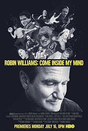 Robin Williams: Entre Na Minha Mente Legendado Online